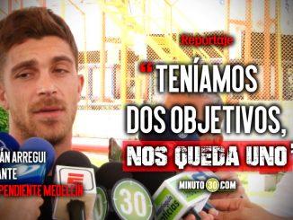 Medellin no se quedara lamentando eliminacion de Liga y va por t%C3%ADtulo de Copa aguila