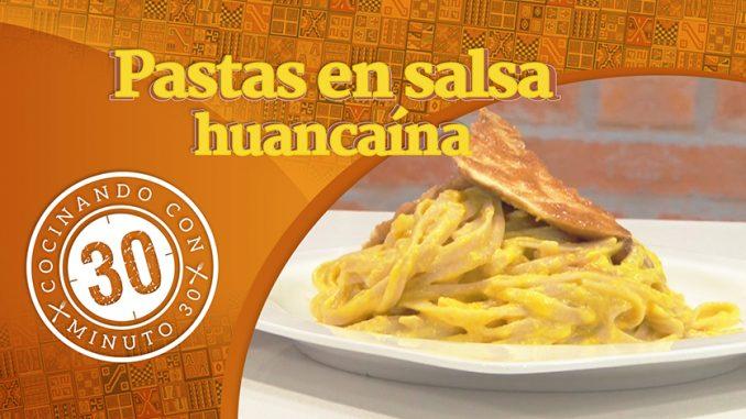 Portada Pastas en Salsa huancaina 840