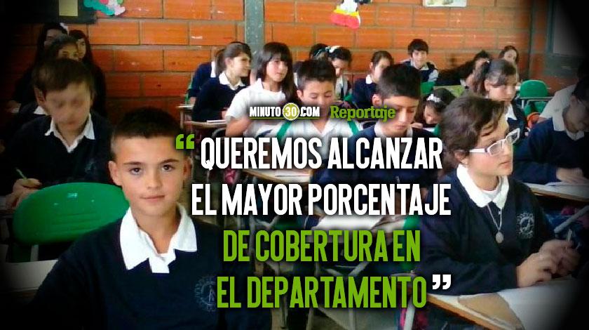 Que no se queden sin cupo Ya inicio el proceso de matriculas para el 2020 en Antioquia