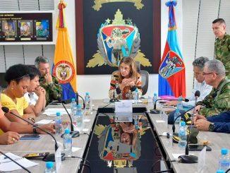 Vicepresidenta Marta Lucia Ramirez se reunio con representantes indigenas y afro del sur del pais