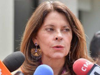 Vicepresidente Marta Lucia Ramirez
