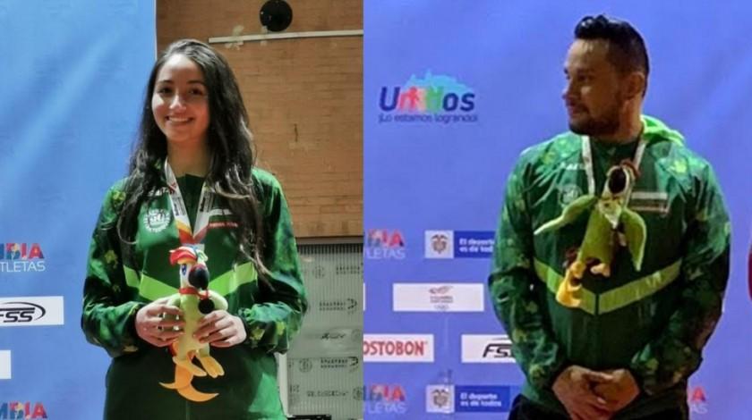 bronce medallas