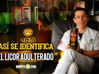 entrevista licor adulterado fla