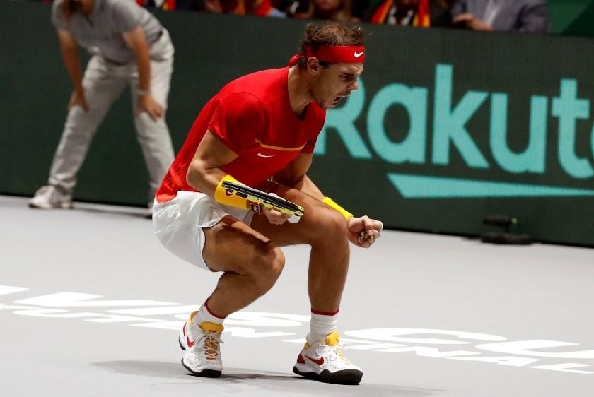 espana nadal tenis davis1