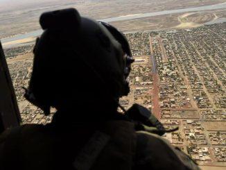 helicoptero frances en mali