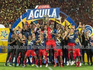 medellin campeon copa home