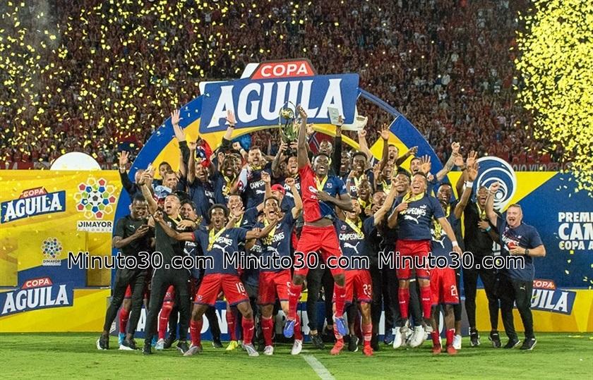 medellin campeon copa33