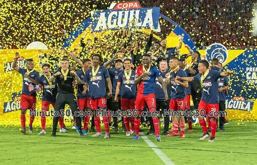medellin campeon copa34