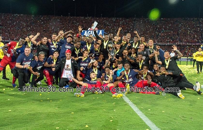 medellin campeon copa35
