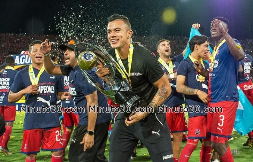 medellin campeon copa38