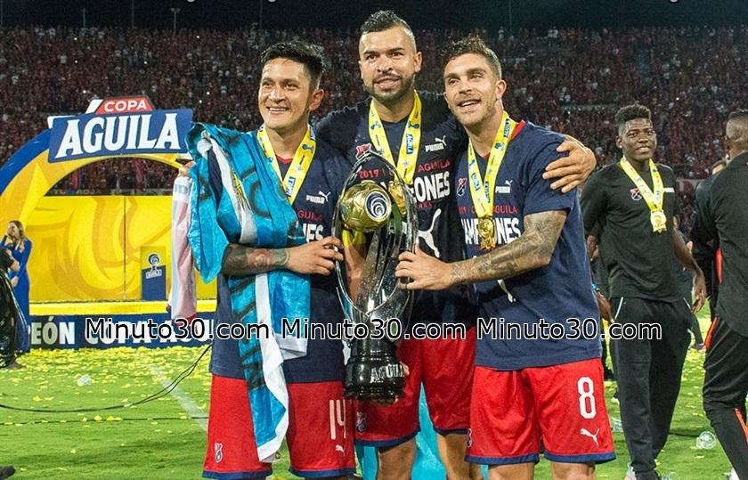 medellin campeon copa39