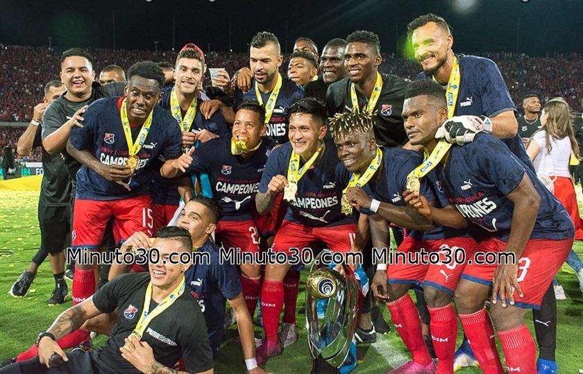 medellin campeon copa40