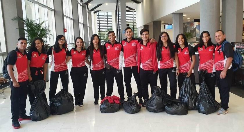 05 12 19 Delegacion norte santander juegos nacionales