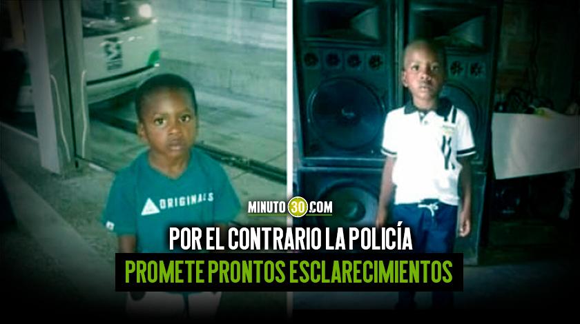 840 Las autoridades no olvidan el caso del peque%C3%B1o Marlon Cuesta