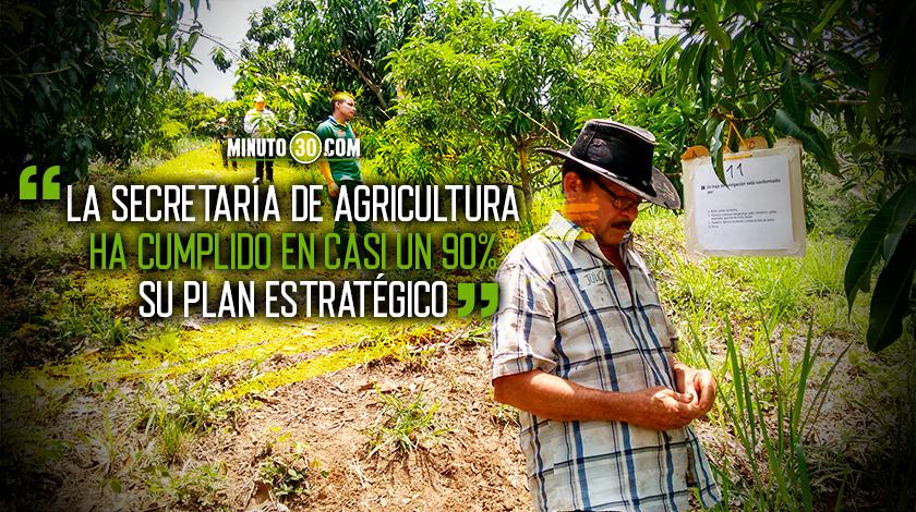 840 Por primera vez 124 municipios de Antioquia cuentan con asistencia tecnica agropecuaria