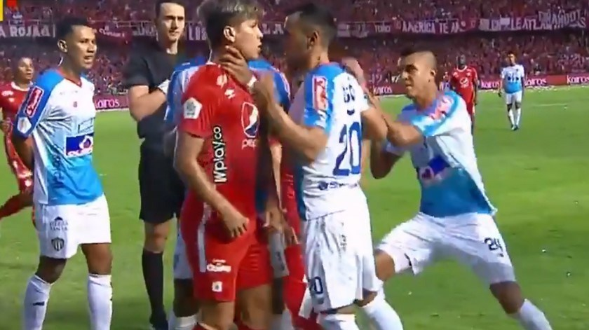 9 12 19 agresion marlon piedrahita Rafael Carrascal