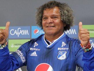 Alberto Gamero entrenador Millonarios 3