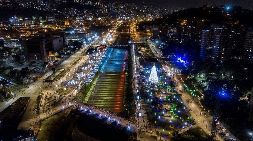 Alumbrados Medellin