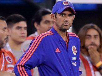 Arturo Reyes seleccion Colombia