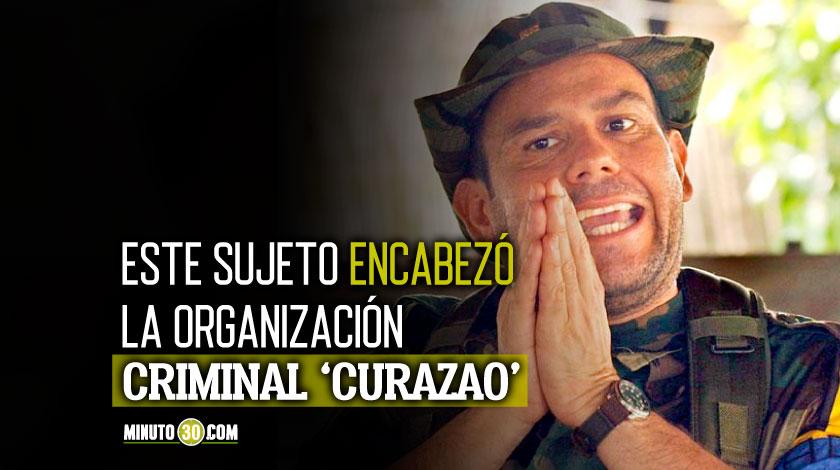Condenado alias La plaga uno de los confesos homicidas de Carlos Castano Gil