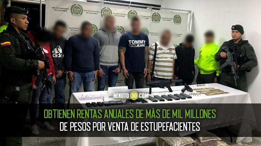 Importante operativo con el grupo criminal %E2%80%9CLimonar Uno%E2%80%9D