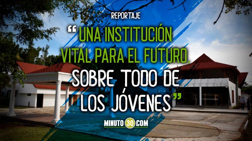 La Escuela Contra la Drogadiccion en Antioquia es un hecho