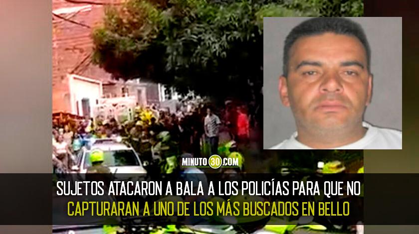 Las autoridades lograron la captura del presunto cabecilla El Oso