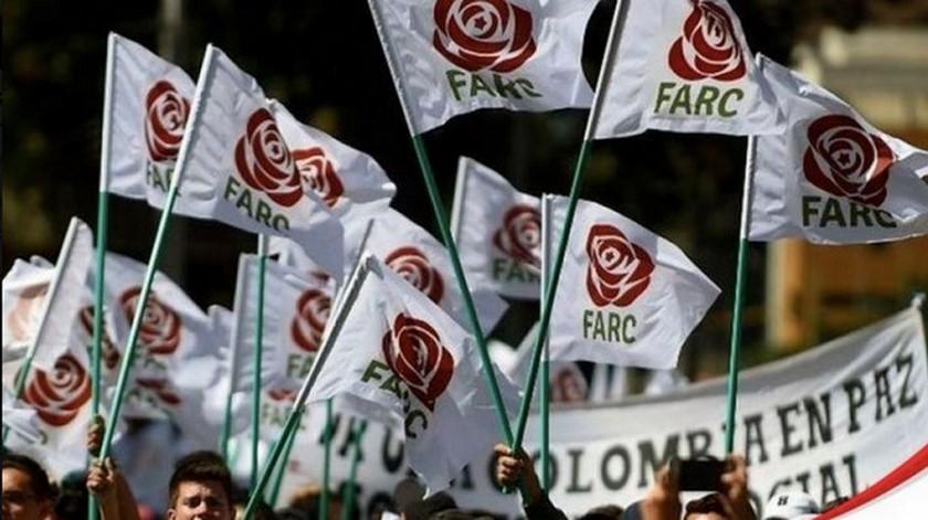 Partido Farc Colombia