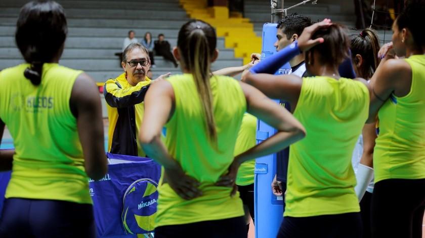 Seleccion Colombia de voleibol Copiar