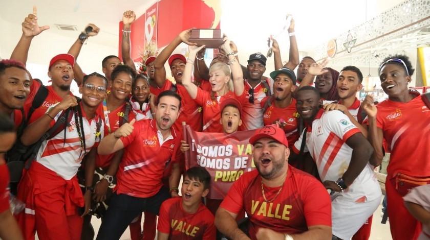Valle del Cauca campeon Juegos Nacionales Copiar