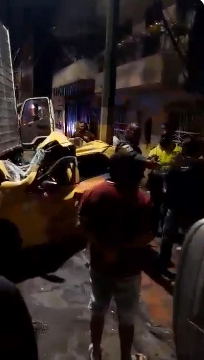 accidente ladrones 2