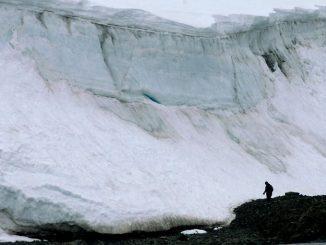 deshielo antartida cambio climatico
