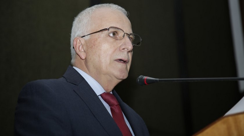 Baltazar Medina presidente Comite Olimpico Colombiano