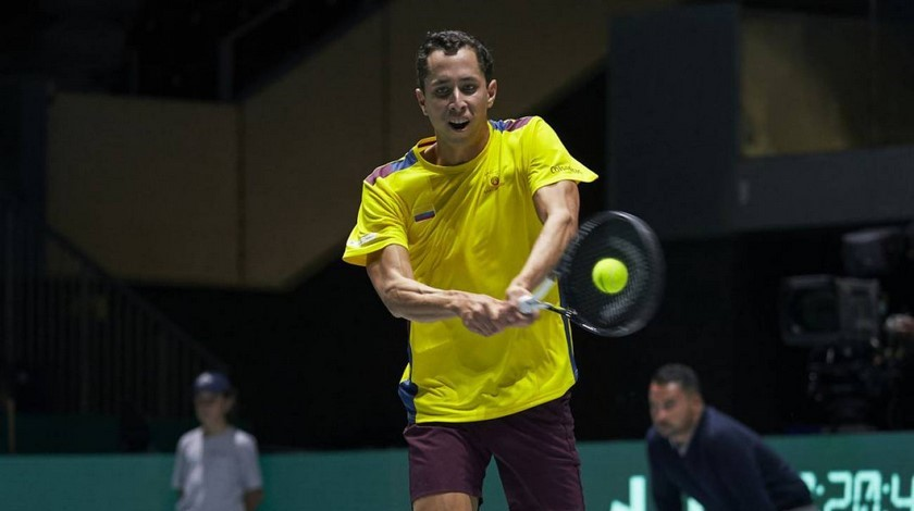 Daniel Galan tenista