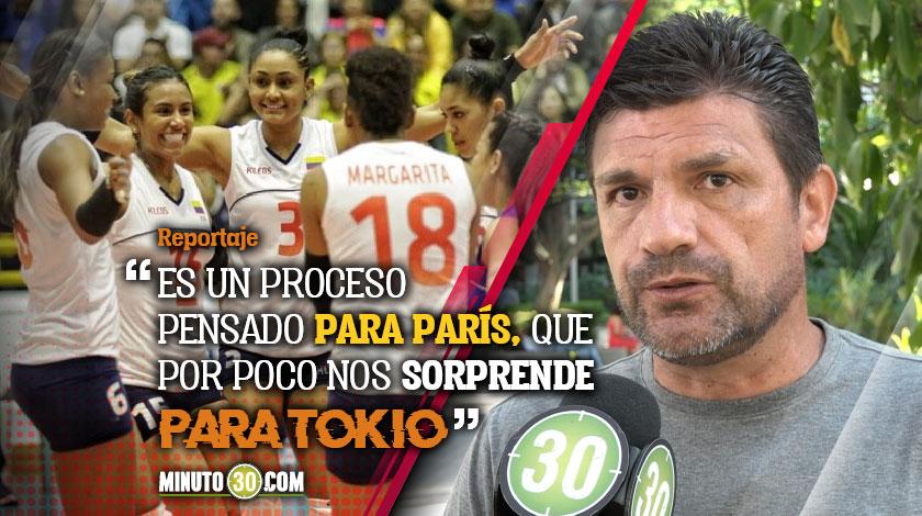 Detallado analisis de la digna actuacion de Seleccion Colombia femenina en el preolimpico de voleibol