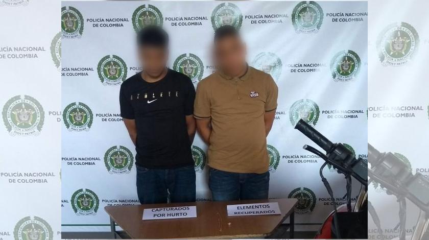Ladrones roban joyas de oro en Medellin