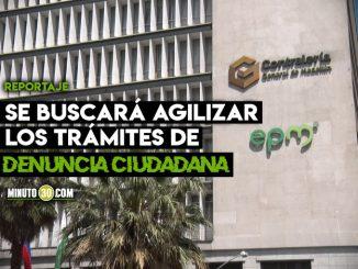 Lograr mas cercania con el ciudadano de a pie es una de las consignas de la Contraloria de Medellin