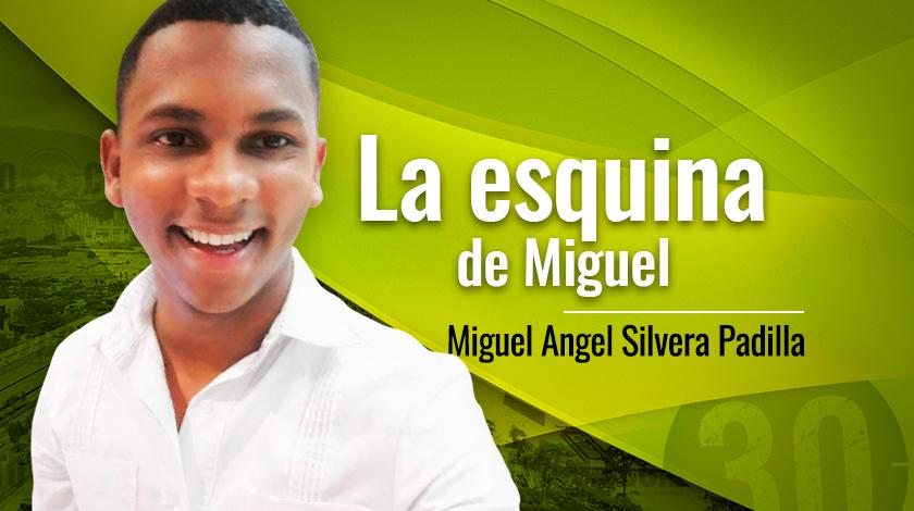 Miguel Angel Silvera Padilla La esquina