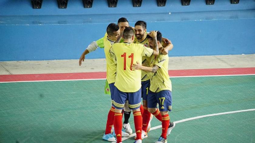 Seleccion Colombia Futsal
