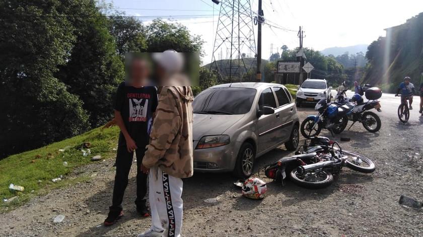 incidente itagui 2