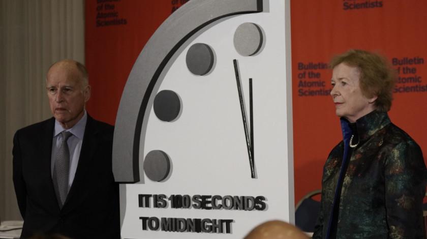 reloj del apocalipsis 23.01.20