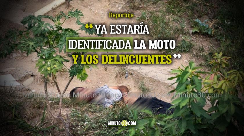 Autoridades le respiran en el cuello a los asesinos del joven en San Javier
