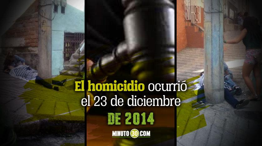 Condenado integrante de La Agonia por matar a un joven en la Comuna 13