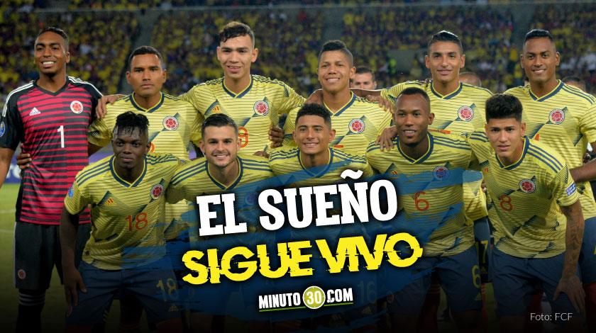 Inicia la fase definitiva del Preolimpico Sub 23 Colombia enfrenta a Brasil