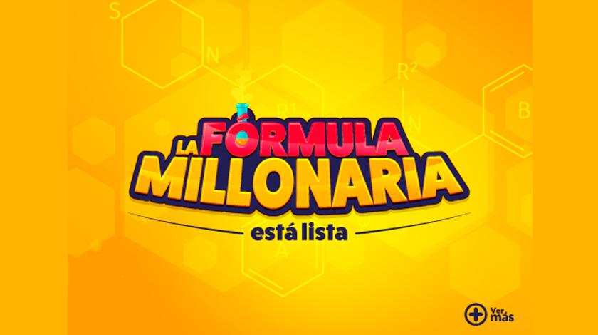Portada formula millonaria