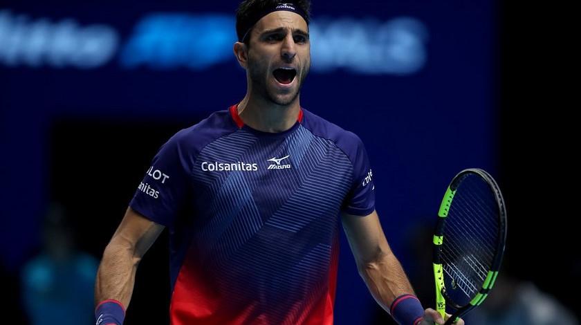 Robert Farah tenista Colombiano