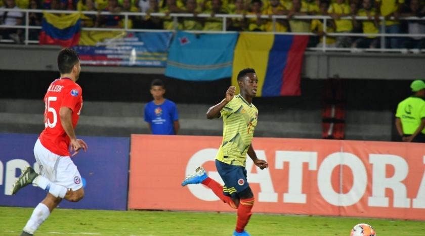 Selecci%C3%B3n Colombia Iv%C3%A1n %C3%81ngulo