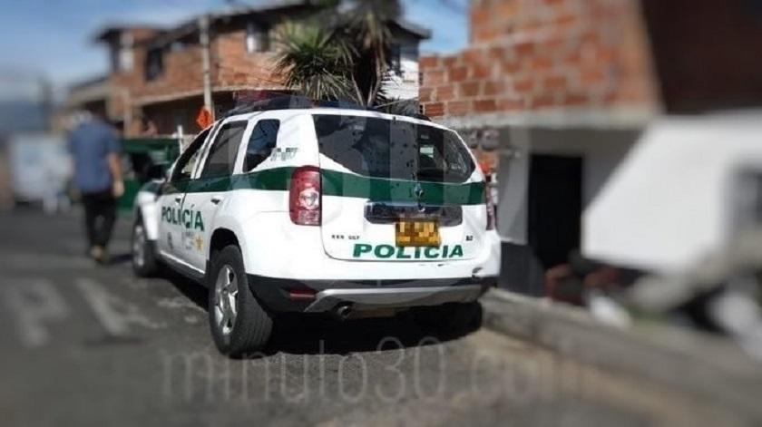 campo valdes patrulla policia captura detencion