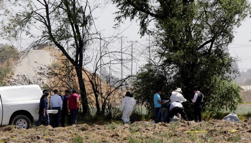 mexico asesinato estudiantes colombianos puebla