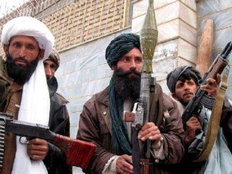 milicia talibana JALIL REZAYEE
